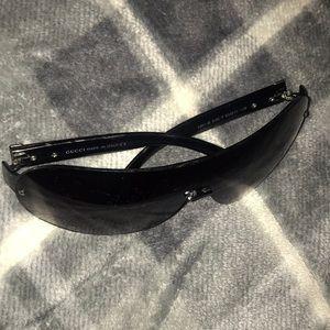 Authentic Men's Gucci Sunglasses - USED